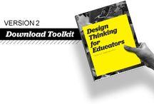 design thinking / Algunos links sobre DT y el curso #CREA_INTEF