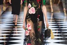 FLORAL Dress & Gown