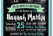 Adorable Baby Shower Invitation Ideas!