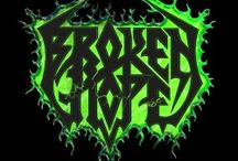 Broken Hope  / Broken Hope is an American death metal band from Chicago, Illinois, formed in 1988.