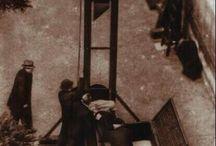 Vintage henrettelsar