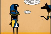 Egyptian comics