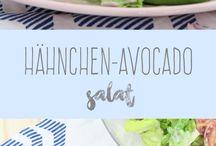 Salate / Gesund und lecker: knackig-frische Salate. Als Hauptspeise oder als Beilage.