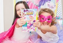 Barbie in Princess Power Party for Girls