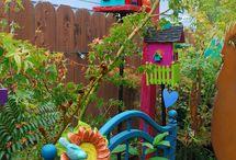 Garden Ideas! / by Barbara Tappa