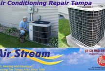 Air Conditioning Repair Tampa / Air Stream is known for providing guaranteed professional and timely air conditioning repair service in Tampa.