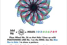 Spirograph-Mandala