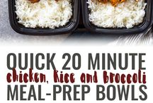 Easy lunches to go