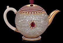 Expensive Tea & Coffee bits..