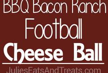 Football and Game Day Recipes / tailgating, football, and other game day appetizers and side dishes