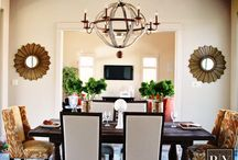 BY Design Dining Rooms / www.bydesignsa.com Luxury home staging - Dining rooms, sell your home quick, create an irresistible first impression with BY Design San Antonio.  Beautiful and fresh dining rooms