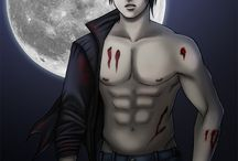 My Vampire the Masquerade characters