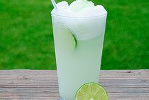 Drink Recipes / by Amy Brownell-Heim