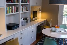 Forever house office/study/library / by JW Hutcheson