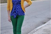 My Fashion / by Christina Ege