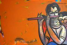 Still Life Art / We offers Still Life Arts, still life painting at http://www.indianartideas.in/still-life-art.