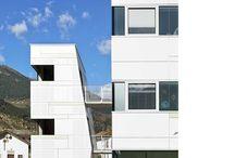 Scuola elementare di Lasa (BZ) / Fornitura e posa facciate continue, serramenti in alluminio