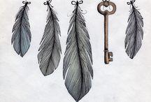 Feathers addict
