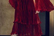 Red dresses 2017