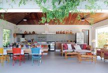 Churrasqueiras e Espaços Gourmet / Architecture