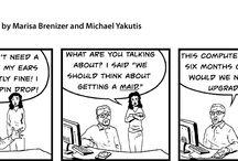 Audiology Comics