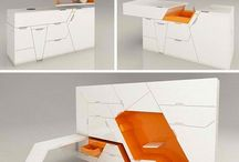 Transforming furniture keren