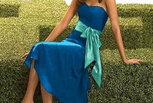 Bridesmaid dresses / by Kathy Carter