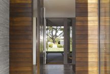 Favourite Front Entry Ideas