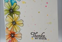 stampin up cards / using stamping up products