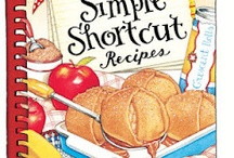 Simple Shortcut Recipes | Gooseberry Patch cookbook / Recipes from our cookbook, Simple Shortcut Recipes, that have been featured by some of our favorite bloggers! The names of the dishes are in the descriptions...click through for complete recipes.  Have YOU tried a recipe from this book? Email us (gooseberrypatch@gooseberrypatch.com) and we'd be happy to add you as a contributor to this board! / by Gooseberry Patch