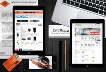 branding/graphic design/ My project / #Branding, #projekty graficzne #logo #corporate #identity #identyfikacja #wizualna #business #marka #wizerunek #image #concept #design #modern #website