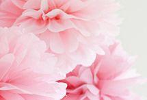 TAUFE rosa & grau / Ideen, Accessoires & Dekoration zur Taufe in rosa und grau