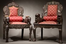 Antique Furniture/ Continental / Furniture from Various Countries. Sold at Auction By,  John Moran Auctioneers, Pasadena, CA
