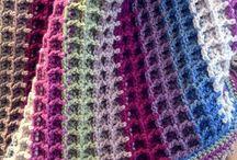 coperta multicolor