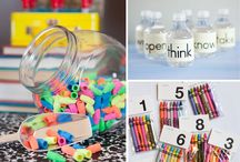 Back to school Party! / by Melissa Conder