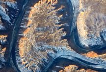 ALPHABET FROM  SPACE