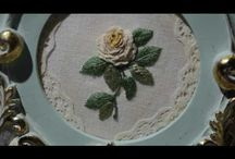 My embroidery.