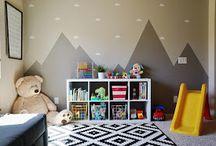 toddler room makeover