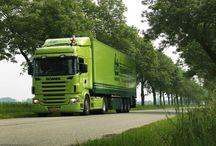 [Vehicle] Scania Truck
