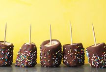 delicious treats / While healthy eating is a great lifestyle, a delicious treat never hurts!
