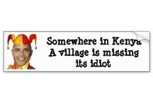 Somewhere In Kenya Bumper Sticker / Cool Somewhere In Kenya Bumper Stickers for your car