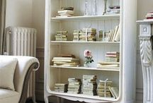 Shelves cupboards cabinets