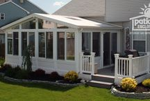 Sunroom ideas / by Amber Adank