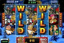 Christmas / Exciting Christmas Slots and Games found at LuckyWinSlots.com which can be played via PC, Mobile or Tablet.