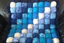 puff quilt / by Robbin Parks