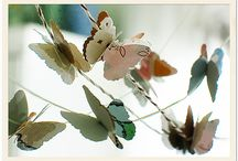 ♥~Whimsy~♥ / Wreaths, garlands, fairy lights, all things whimsy
