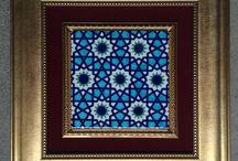 Ornamente Muster