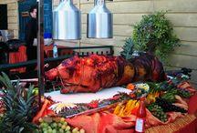 Pig Roasts / Spit Roasted Piglets