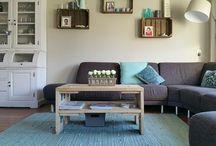ROBUhout | Salontafels / Inspiratie voor houten salontafels
