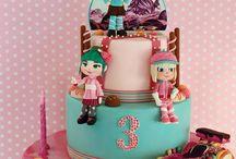 Abbie's 7th Birthday..Sugar Rush Vanellope / by Roza Vickers